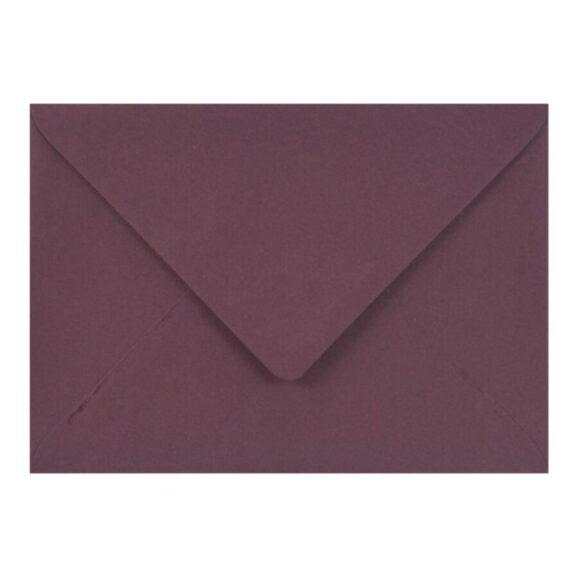 16_Koperta Sirio Color 115g - B6, Vino, fioletowa, 0,60