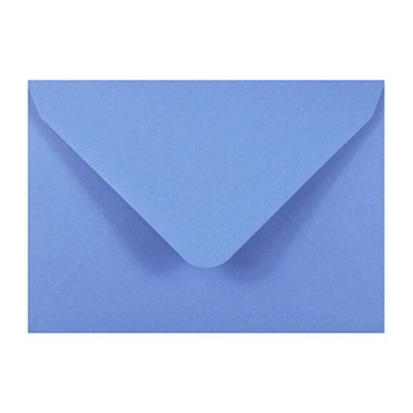 19_Koperta Keaykolour 120g - B6, Azure, niebieska, 0,60